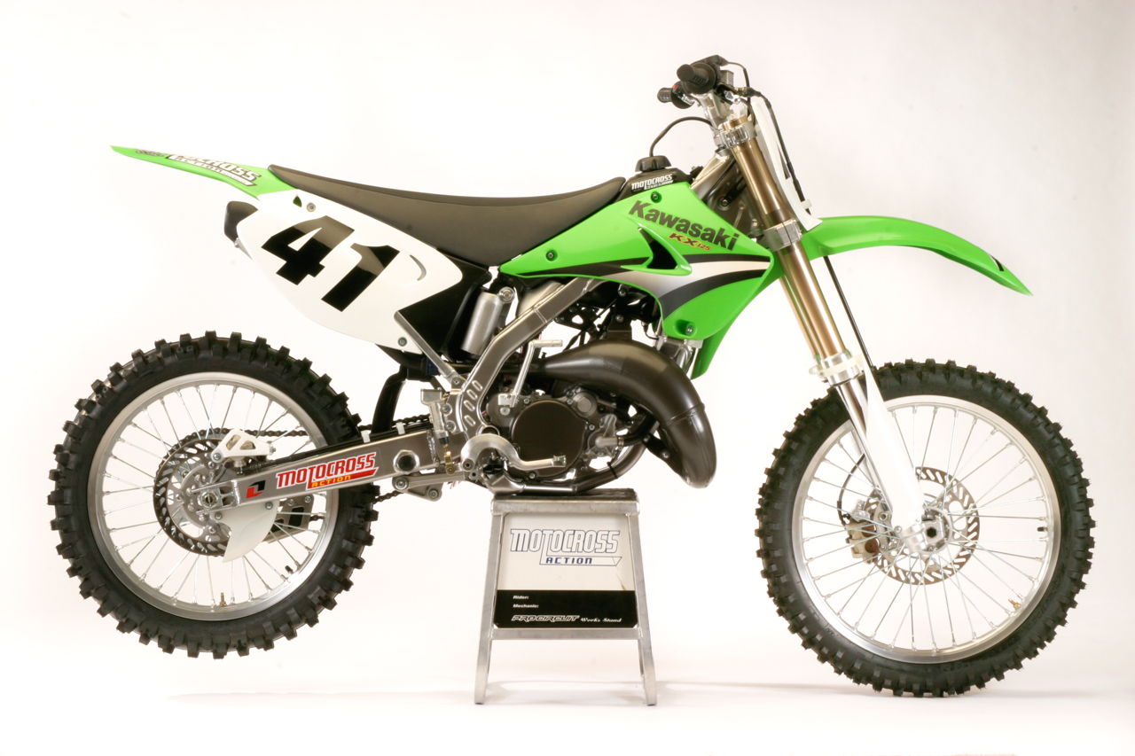 hight resolution of 2005 kawasaki kx125 2565