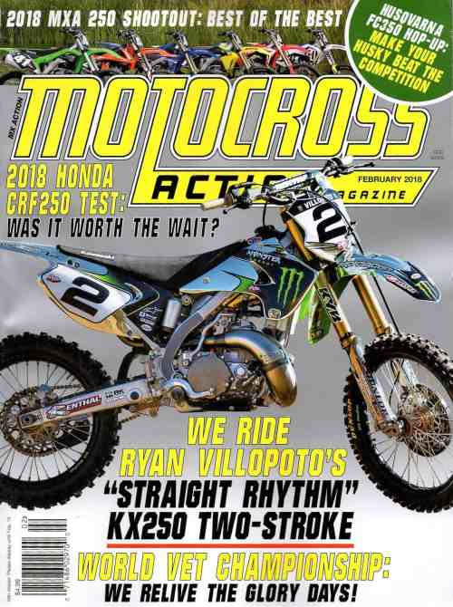 small resolution of had you subscribed to mxa you would have read this complete bike test when in came out back in january click the box below to subscribe
