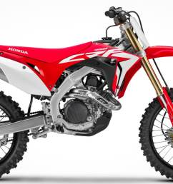 for 2019 the honda crf450 receives a laundry list of changes  [ 1280 x 715 Pixel ]