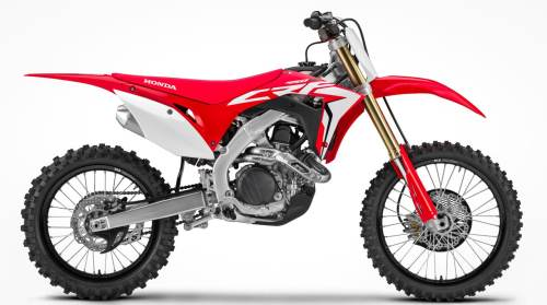 small resolution of for 2019 the honda crf450 receives a laundry list of changes