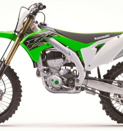 the 2019 kawasaki kx450f in the flesh we hope this is the bike we have been waiting for  [ 1280 x 716 Pixel ]