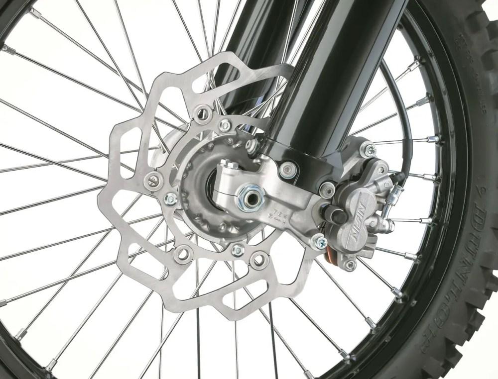medium resolution of brakes 2019 kawasaki kx450f front rotor