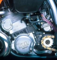 2001 ktm 250sx engine [ 1280 x 830 Pixel ]