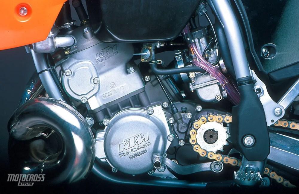 medium resolution of 2001 ktm 250sx engine
