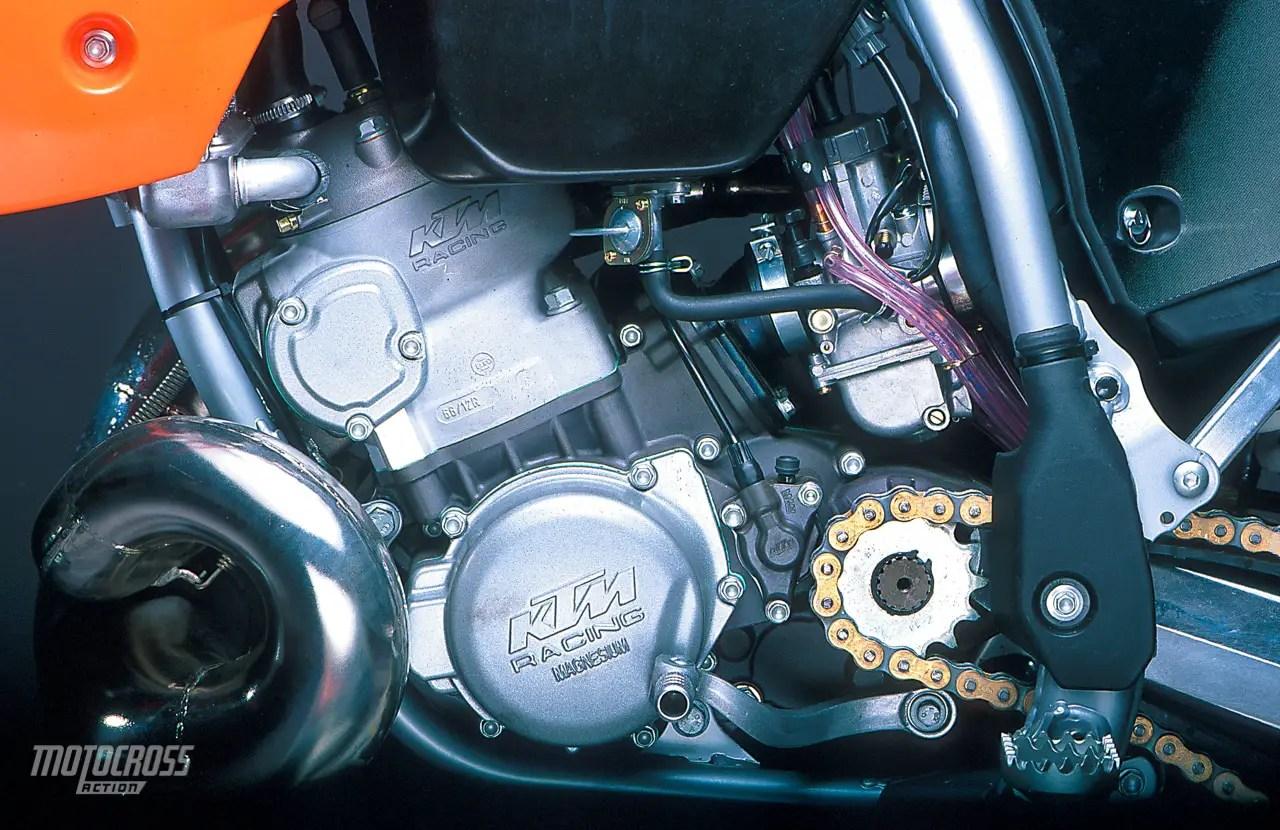 hight resolution of 2001 ktm 250sx engine