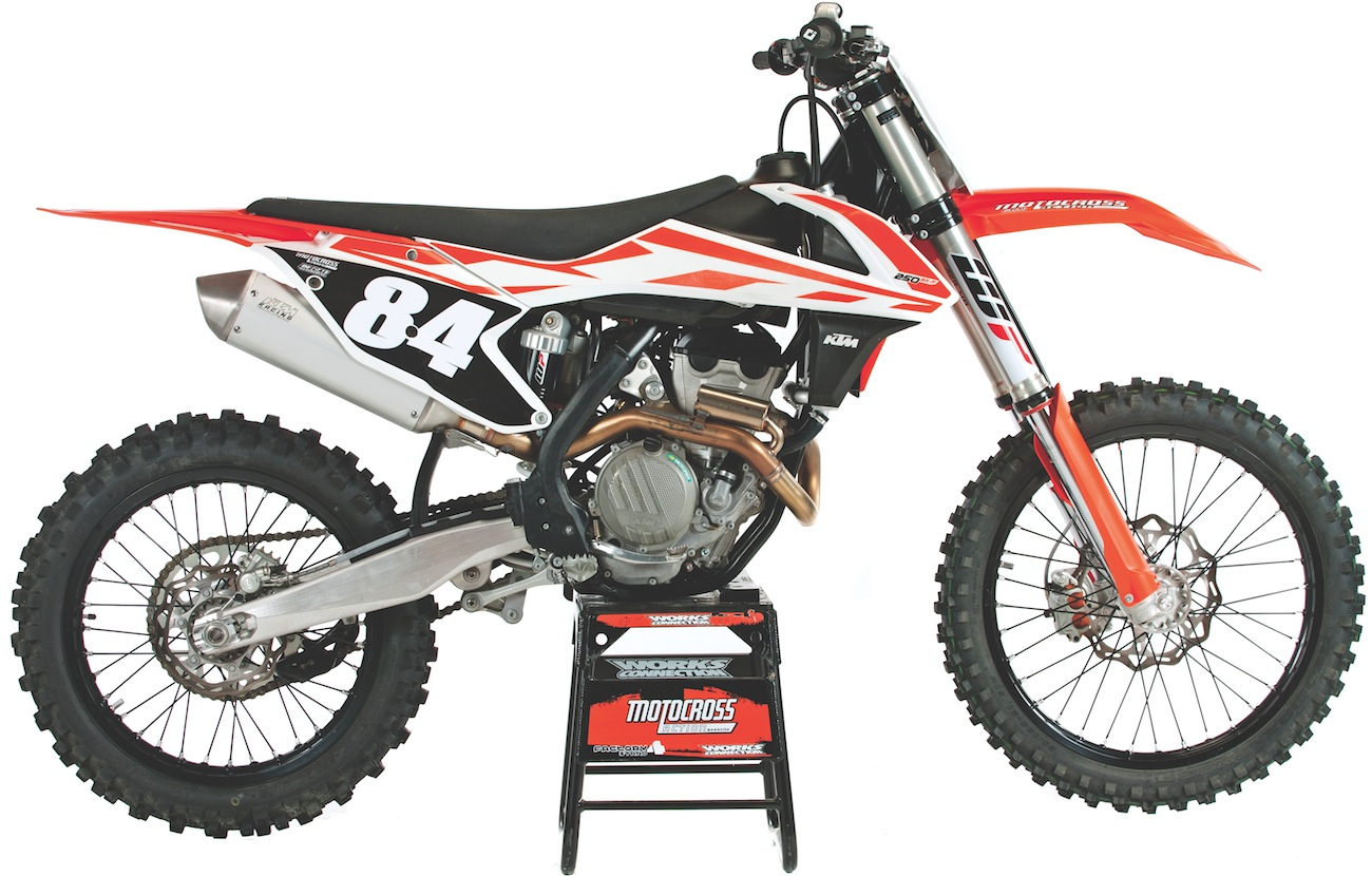 hight resolution of 2017ktm250sxfrightside the 2017 ktm 250sxf is a total commitment