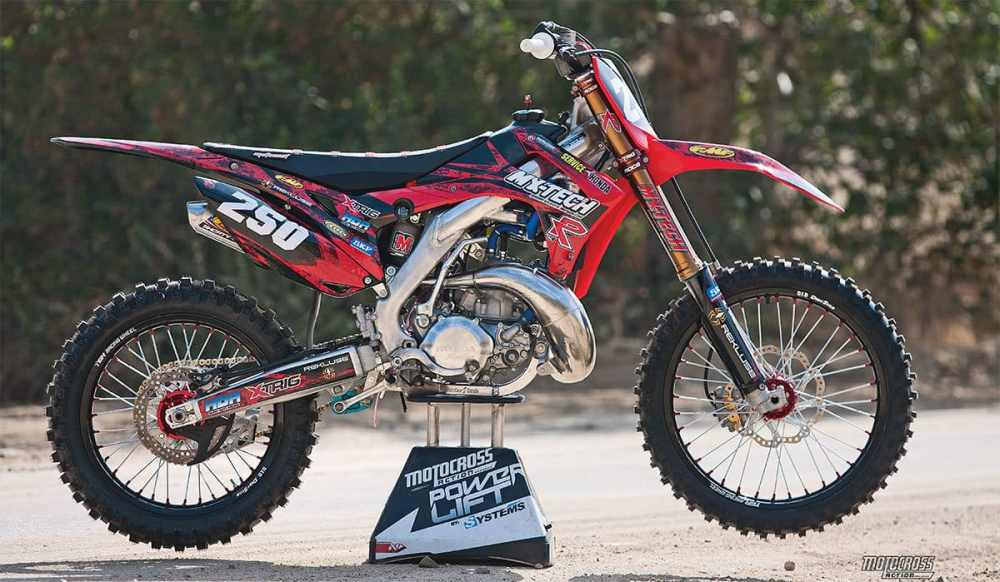 medium resolution of building a new age honda cr250 two stroke from the ground up is a lot like going on a treasure hunt you have a weather worn map to direct you