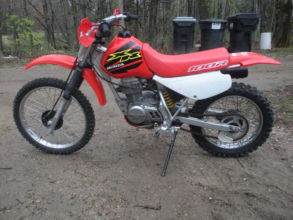Honda Xr100 Pit Bike