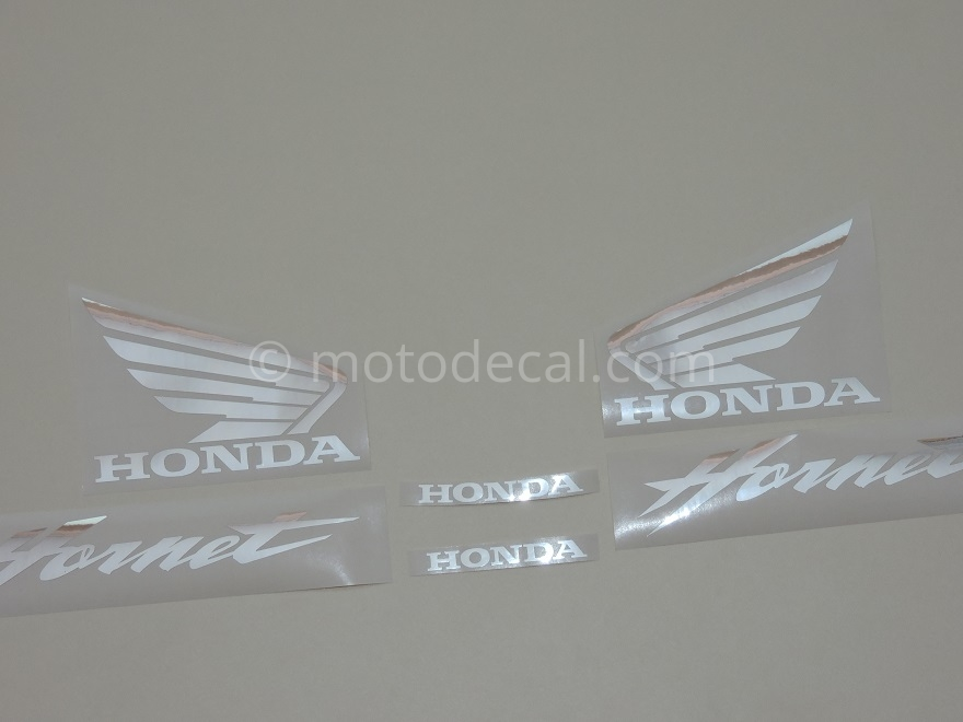 Honda CB 600F Hornet 2005-2006 Blue DECAL KIT by MOTODECAL.COM