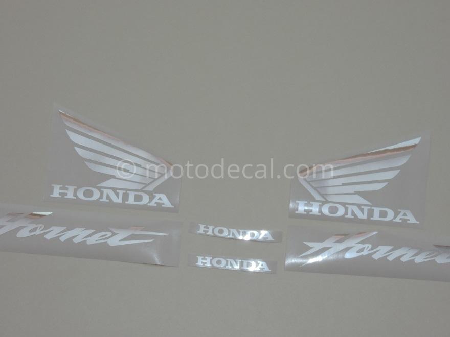 Honda CB 600F Hornet 2005-2006 Black DECAL KIT by