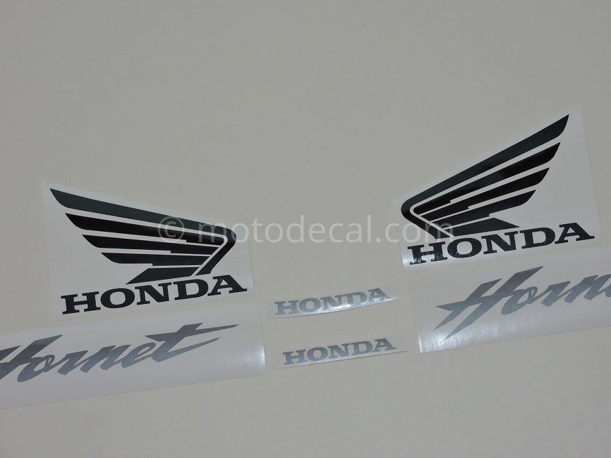 Honda CB 600F Hornet 2005-2006 Light Blue DECAL KIT by