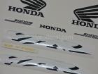 Honda VFR 800 V-TEC 2002 Red DECAL KIT by MOTODECAL.COM