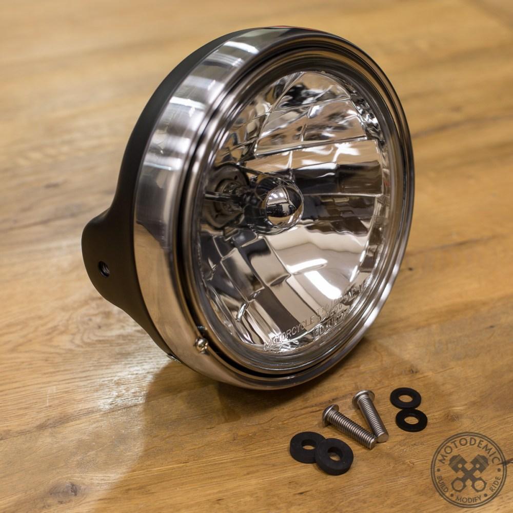 7 Inch Round Headlight