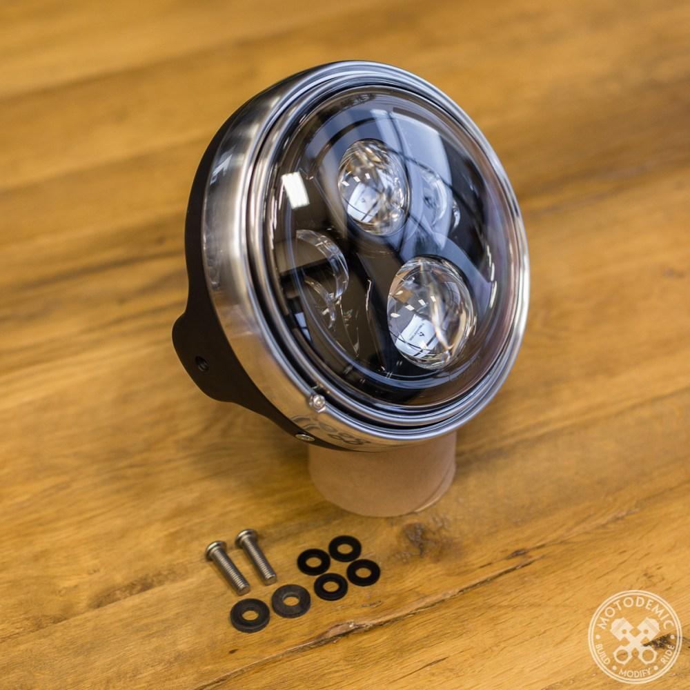 7 Inch LED Headlight Evo 2