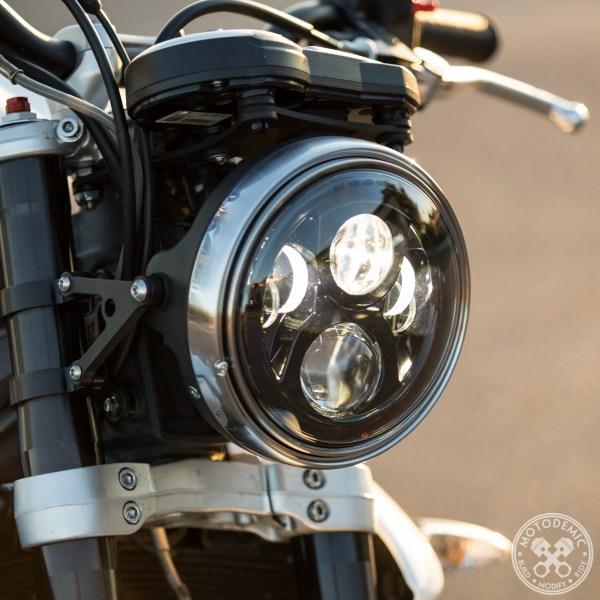 7 Inch LED Headlight Evo 2 Low Beam
