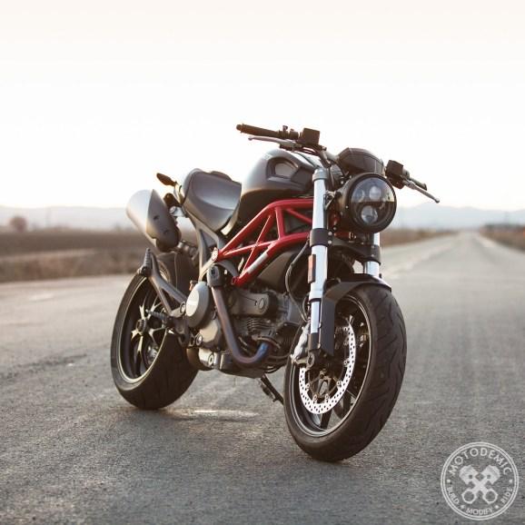 Ducati Monster Dual Headlight Conversion