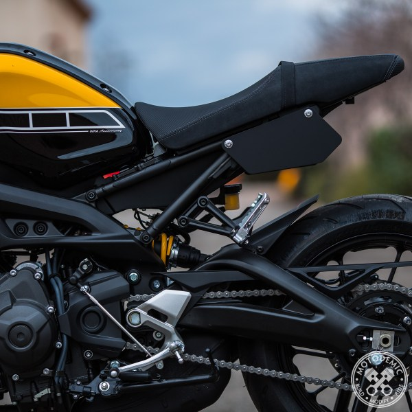 XSR900 Number Plates