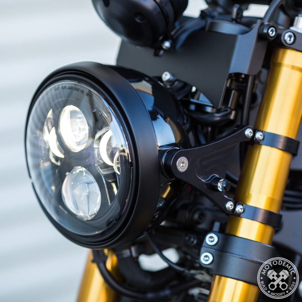 XSR900 7 Inch Headlight Conversion - Standard LED