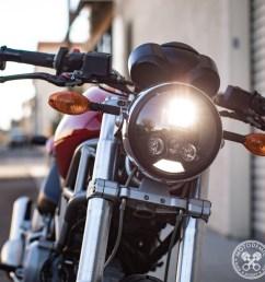 monster led headlight upgrade evo s [ 1200 x 1200 Pixel ]