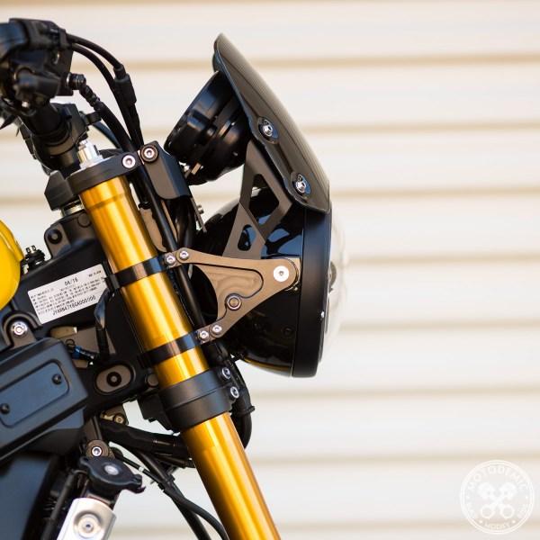 XSR900 Flyscreen - Short