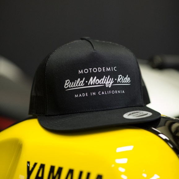 MOTODEMIC Hat BMR