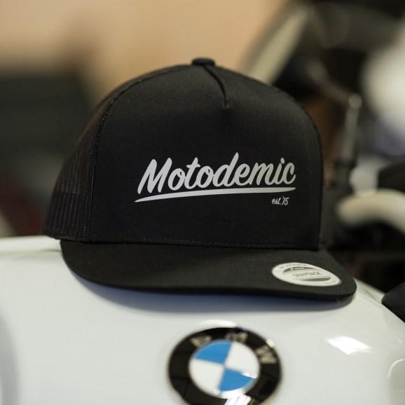 MOTODEMIC Hat Play Ball
