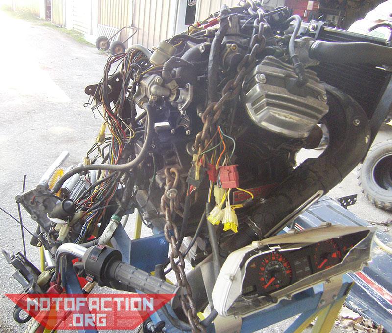 Honda Cdi Wiring Diagram