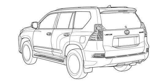 Toyota Land Cruiser 2014 i Lexus GX 2014 [facelift