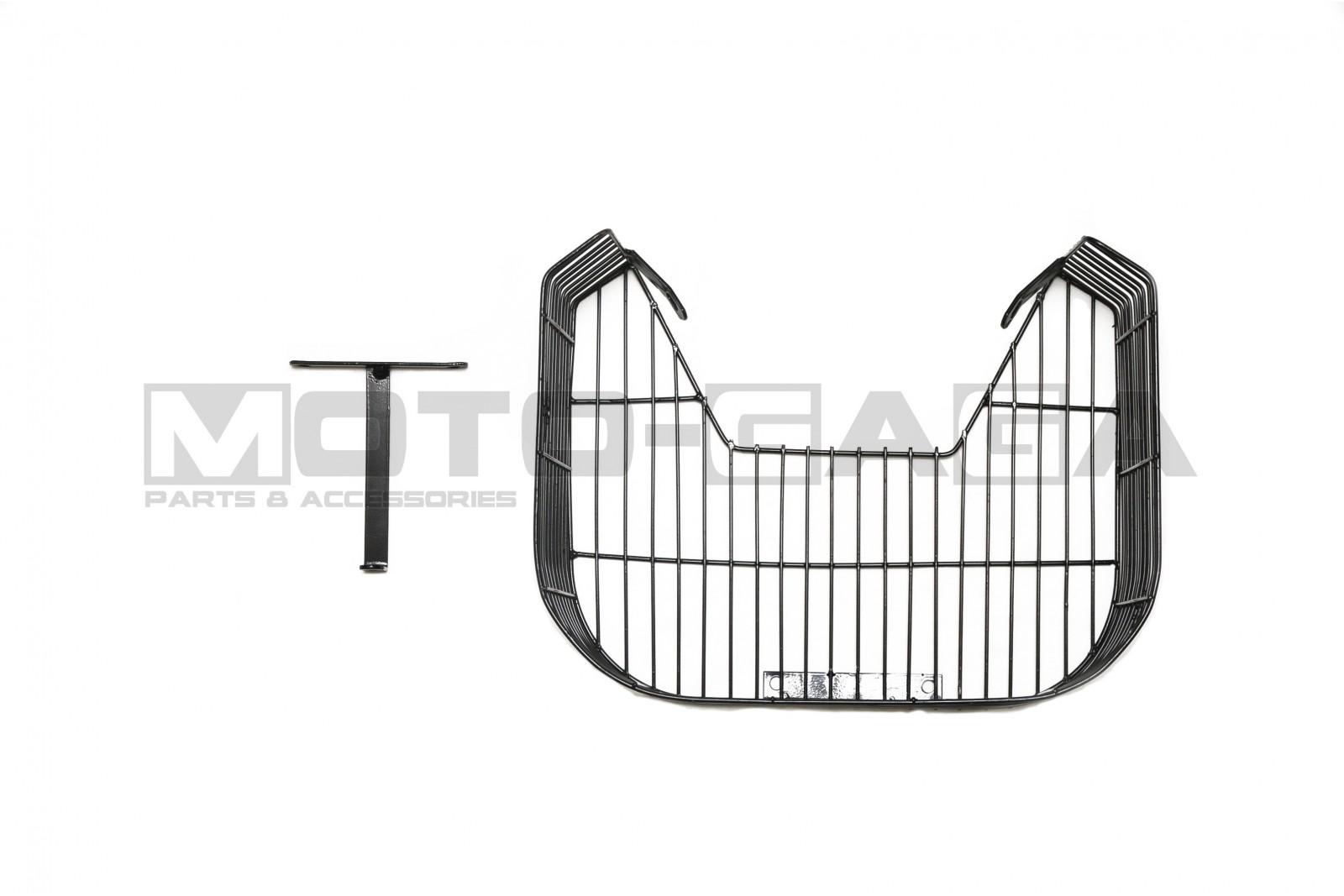 Honda Wave 110 110i Metal Leg Shield Luggage Basket