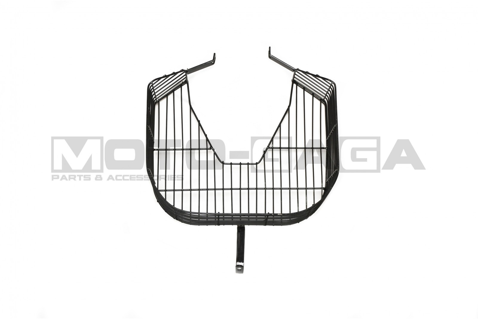 Suzuki Raider 150 Metal Leg Shield Luggage Basket