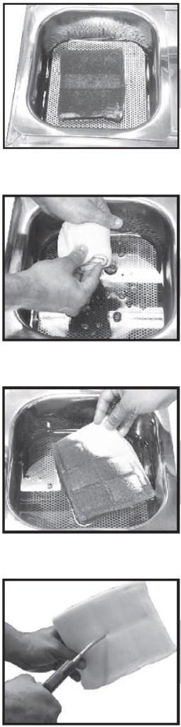 bersihkan filter