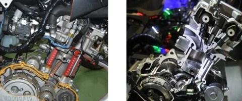 engine NVL vs engine CB150R