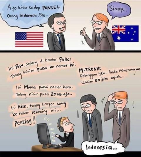 isi hp orang indonesia