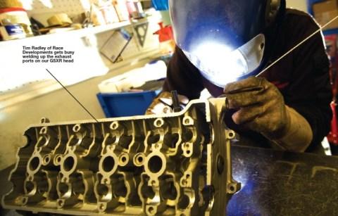05 welding port