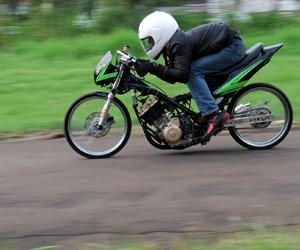 Satria Fu 150 Benar Benar Motor Yang Sangat Berbahaya Bagian 1