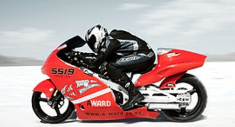 00 250mph motorbike