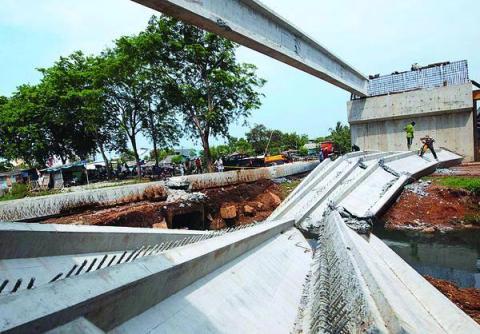 beton patah