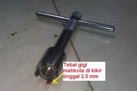 sp tool kunci mahkota kecil modif