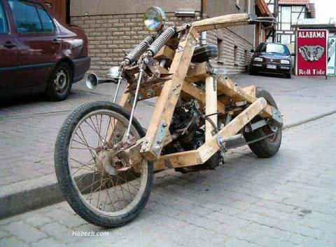 00 motor kayu