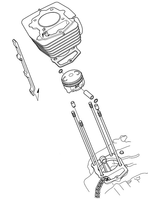 bore cylinder