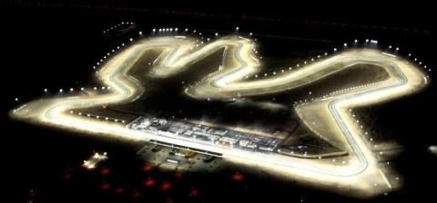 losail qatar circuit night