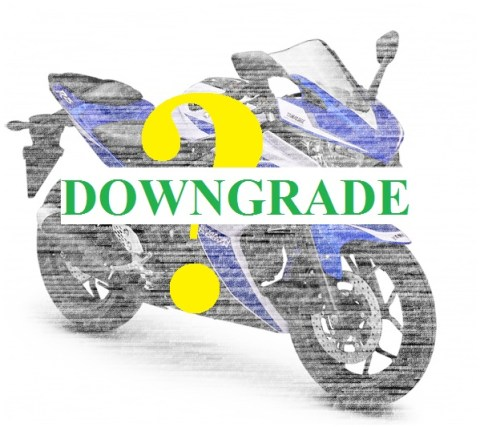 r25 downgrade