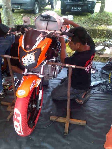 NVL racing indoprix1