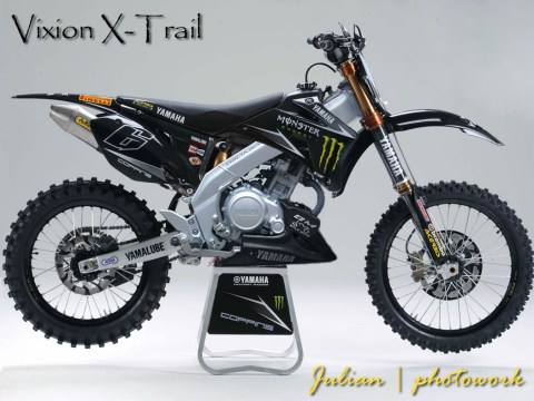 trail vixion
