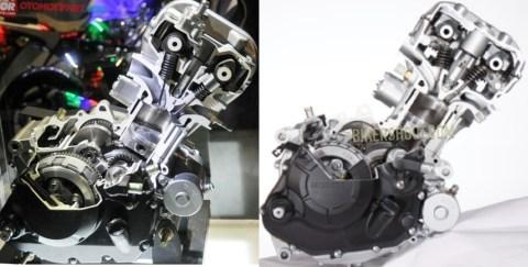 engine k15 vs k56 full