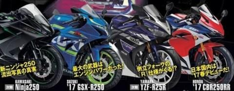 sport 250 cc 2016