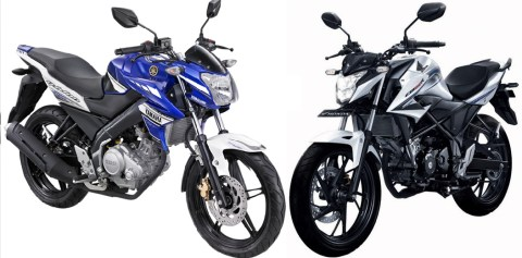 NVL vs New CB150r
