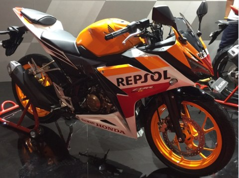 00 all new cbr150r repsol