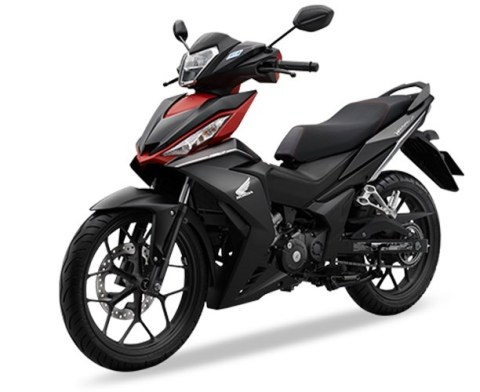 honda winner150 Matt_black