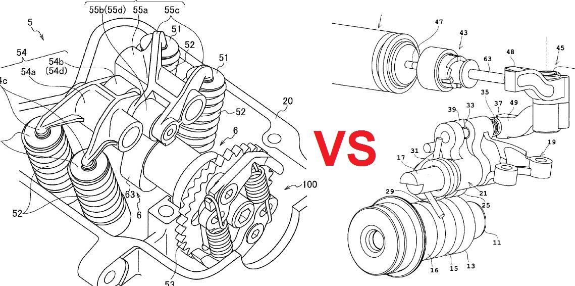 Komparasi Teknologi Variable Valve Suzuki dan Yamaha dalam